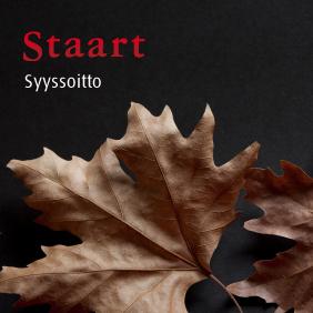 Staart - Syyssoitto